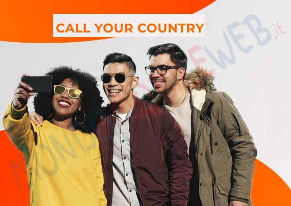 Per Te Call Your Country