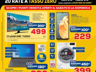 volantino euronics e gia black friday dal 12 11 al 30 11 2020
