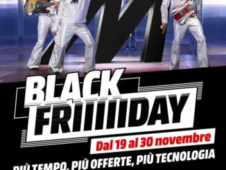 volantino mediaworld black friday dal 19 11 al 30 11 2020