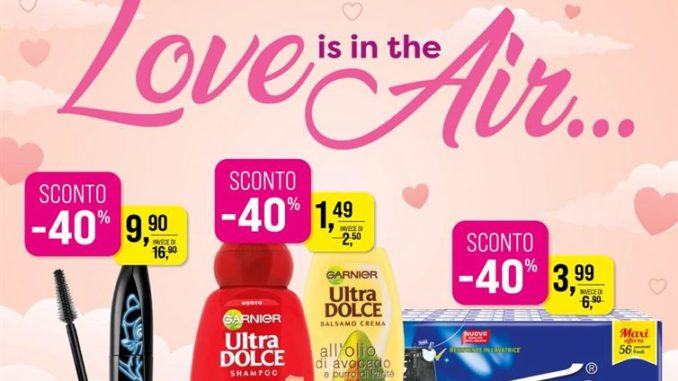volantino caddys love is in the air fino al 16 02 dal 28 01 2021