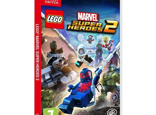 LEGO Marvel Super Heroes 2 – Switch