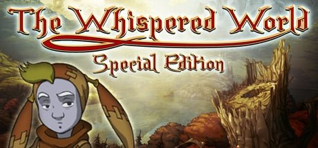 Videogame The Whispered World Special Edition