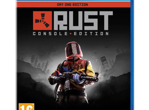 Rust Day One Edition PlayStation 4