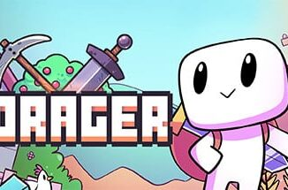 videogame forager