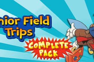 videogame junior field trips complete pack